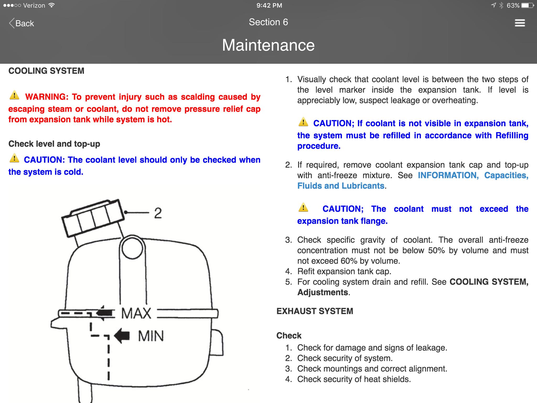 Starting A Car S Operating Characteristics